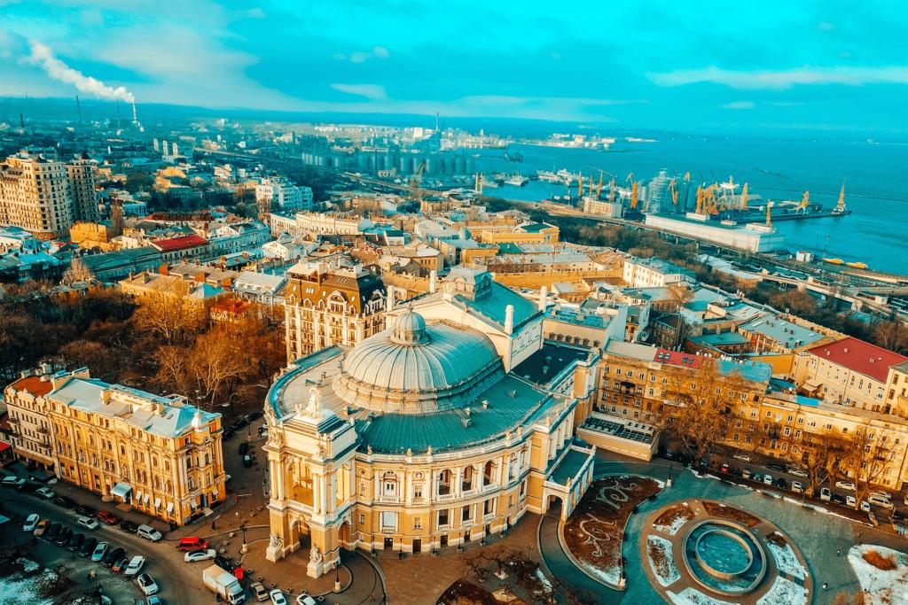 Такси в Одессе недорого